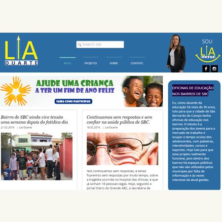 Site Lia Duarte