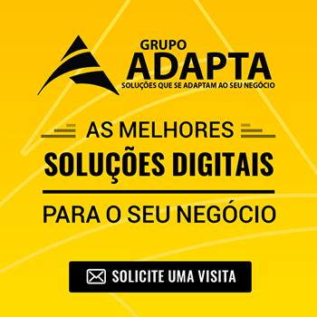 Publicidade Lateral - Grupo Adapta