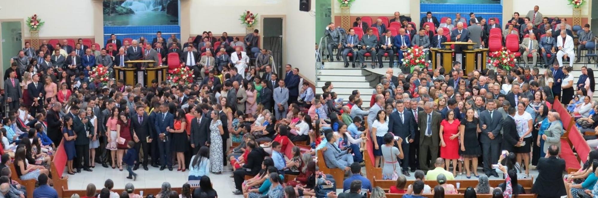 Festa da Consagração na IEDAI