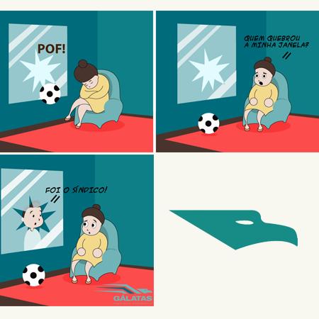Quadrinhos para Síndicos