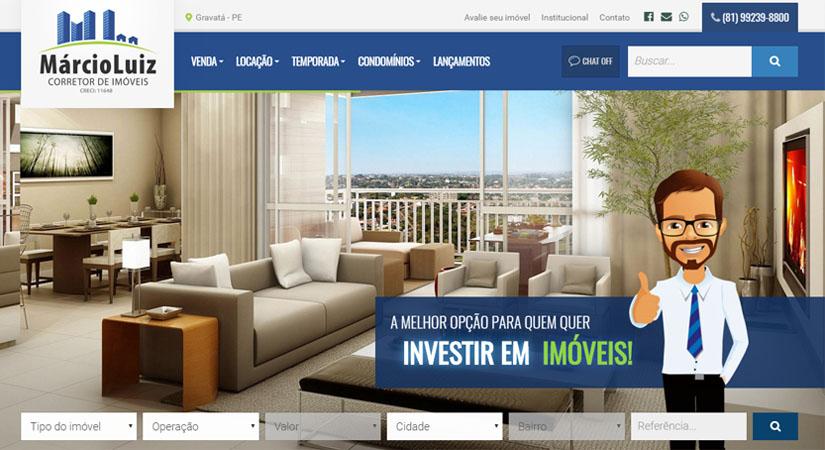 Marcio Luiz Corretor investe em Tecnologia!