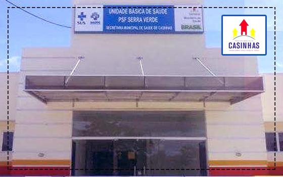 Casinhas inaugura PSF no Sítio Serra Verde