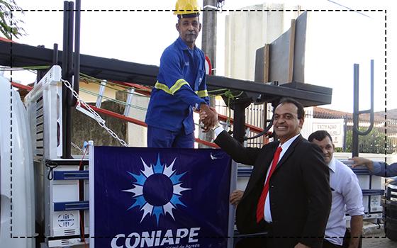 Taquaritinga do Norte recebe equipe da Real Energy, empresa vencedora da licitação realizada pelo CONIAPE