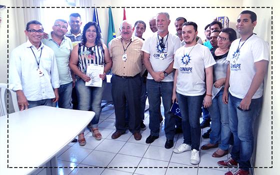 Casinhas – PE está em festa com a chegada da empresa que será responsável pela Iluminação Pública