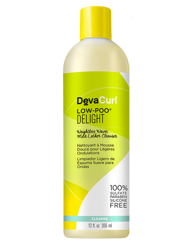Deva Curl - Low-Poo Delight 355 ml