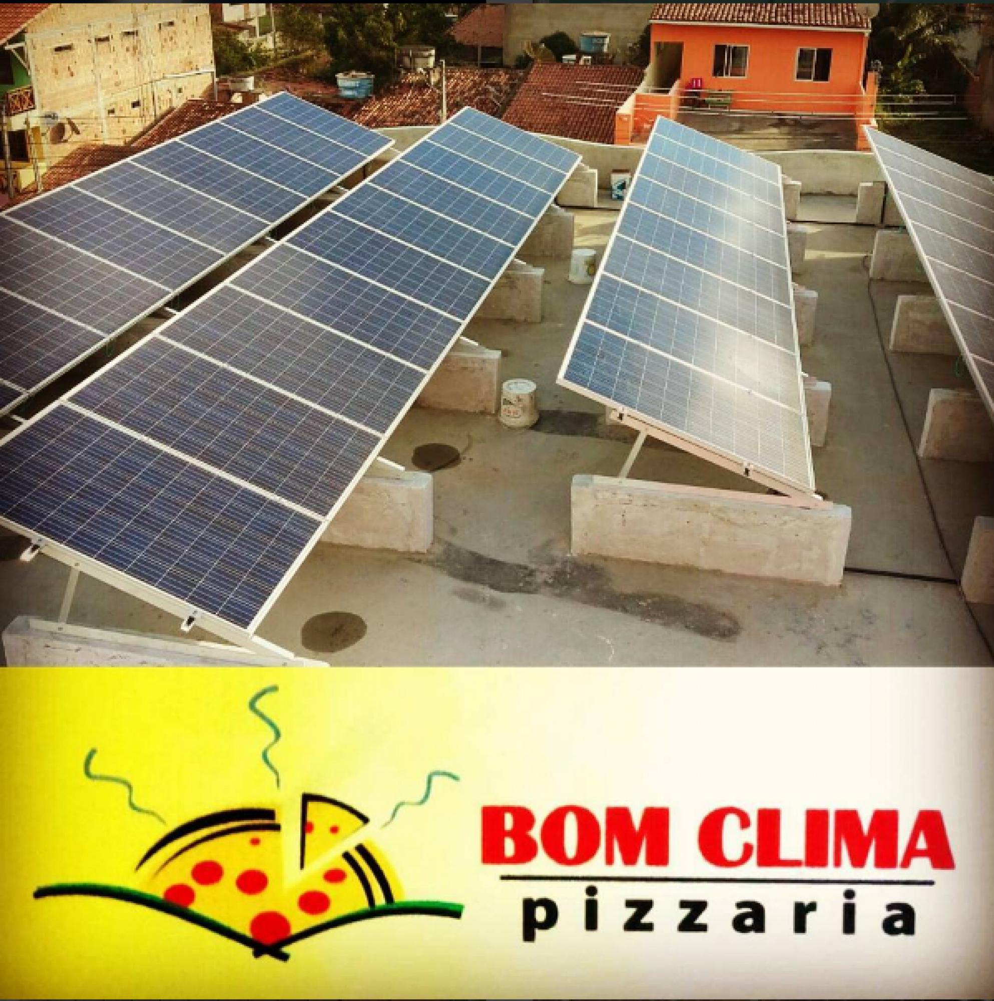 Bom Clima Pizzaria - Gravatá/PE