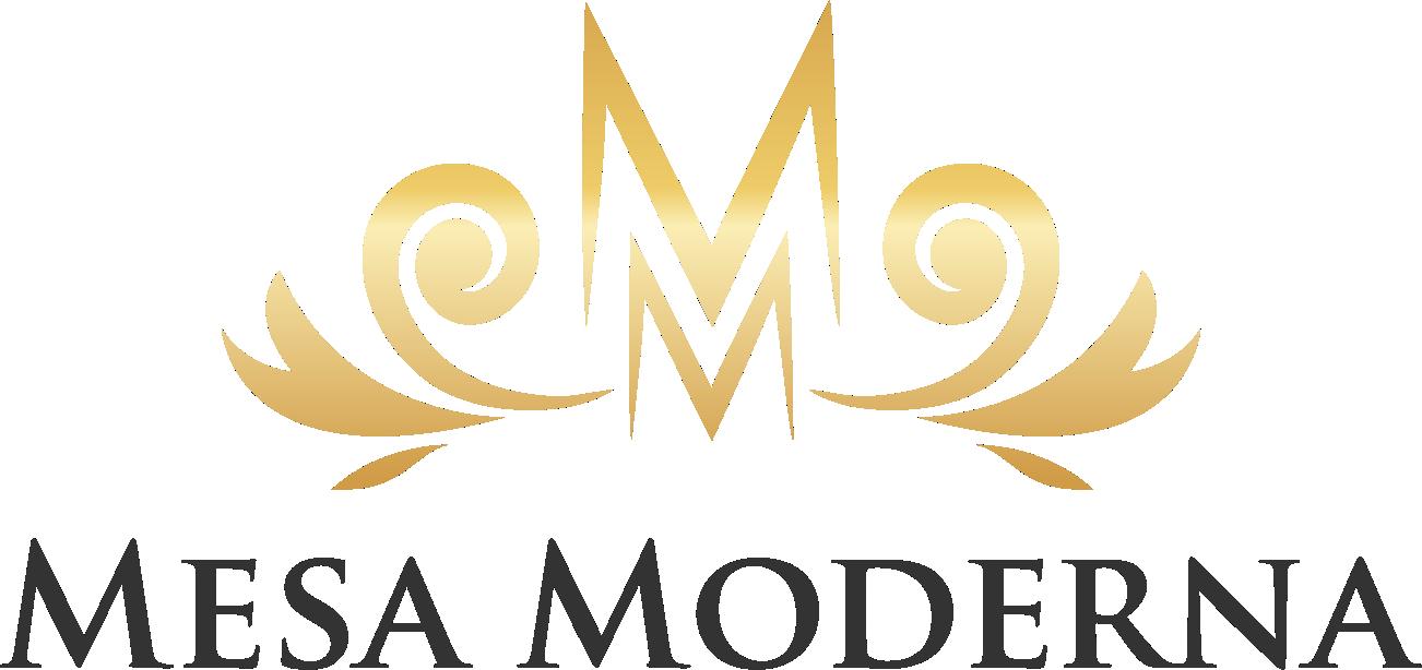 Mesa Moderna - Jogo Americano Personalizado.