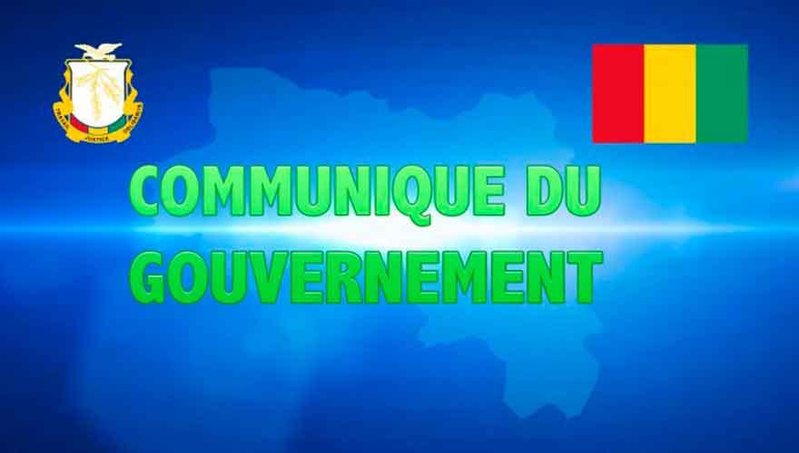 Guinée : Incendie au Camp Alpha Yaya Diallo, voici le communiqué du Gouvernement