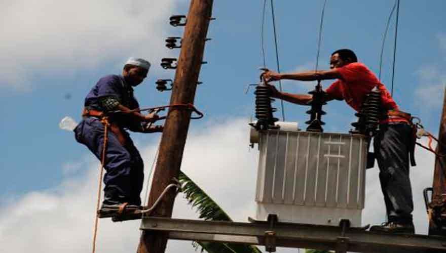 Koubia : A quand le courant électrique dans les maisons de la cité de Manga Koubi