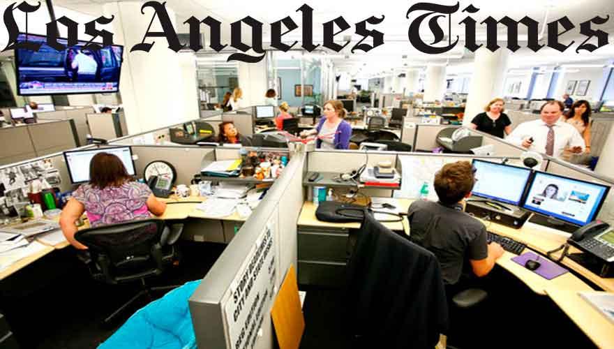 Médias : Un milliardaire sud africain rachète le journal le Los Angeles Times