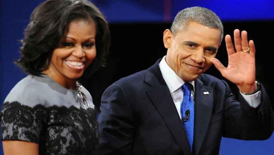 Netflix : Le couple Obama, bientôt héros d'une série ?