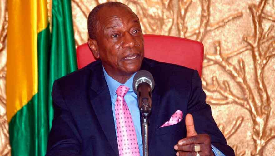 Guinée : Président Alpha Condé, aucun enseignant n'enseignera s'il n'a pas eu son test...