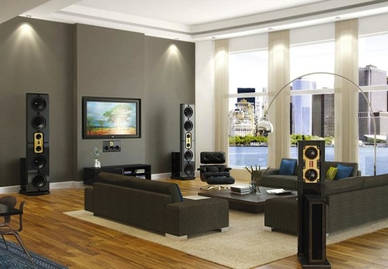som ambiente home theater receiver