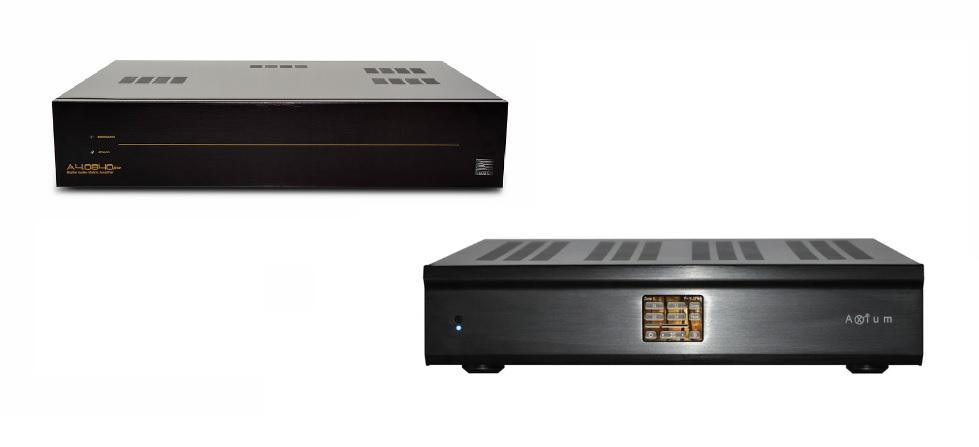 Os amplificadores da Savage e Axium são excelentes escolhas para um som ambiente residencial de qualidade