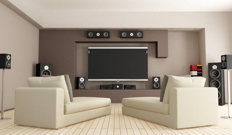 Projeto de home theater é solução para ter cinema em casa