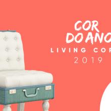 Como usar a Living Coral, a cor do ano de 2019, na sua decoração