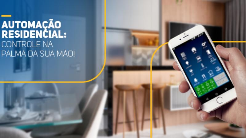 O que você sabe sobre casas inteligentes e o conceito de automação residencial?